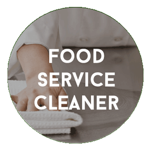 Food Service Cleaner