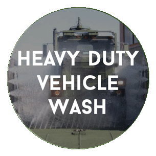 Heavy Duty Vehicle Wash