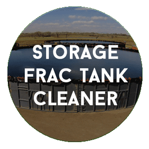 Storage Frac Tank Cleaner
