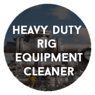 Heavy Duty Rig Equipment Wash