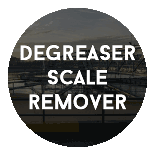 Degreaser Scale Remover
